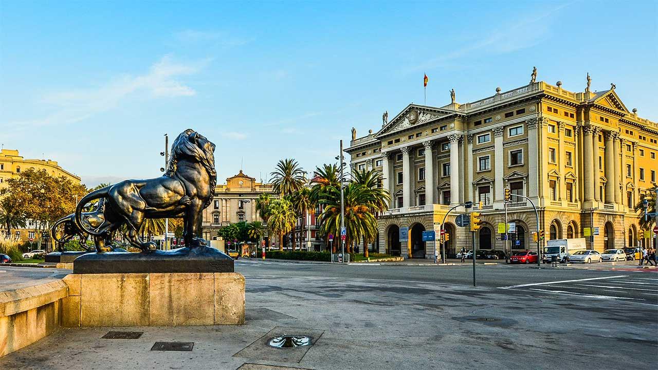 Barcelona - Spanische Sprache