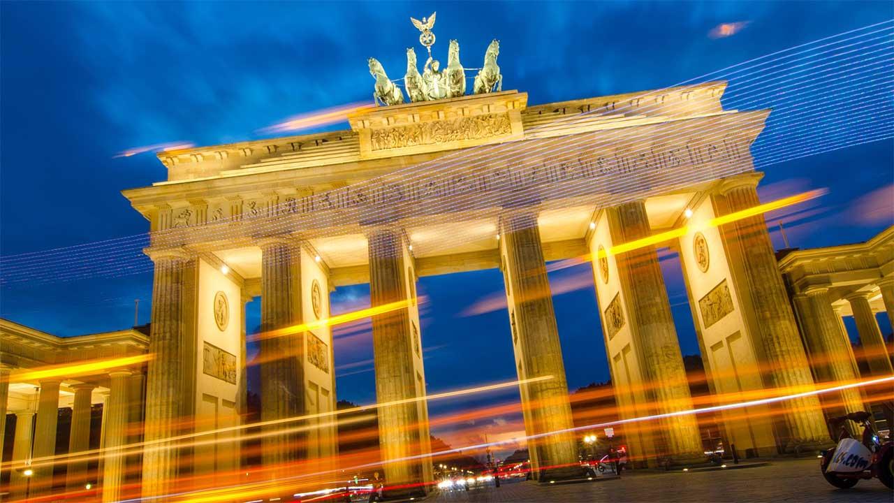 Berlin - Deutsche Sprache