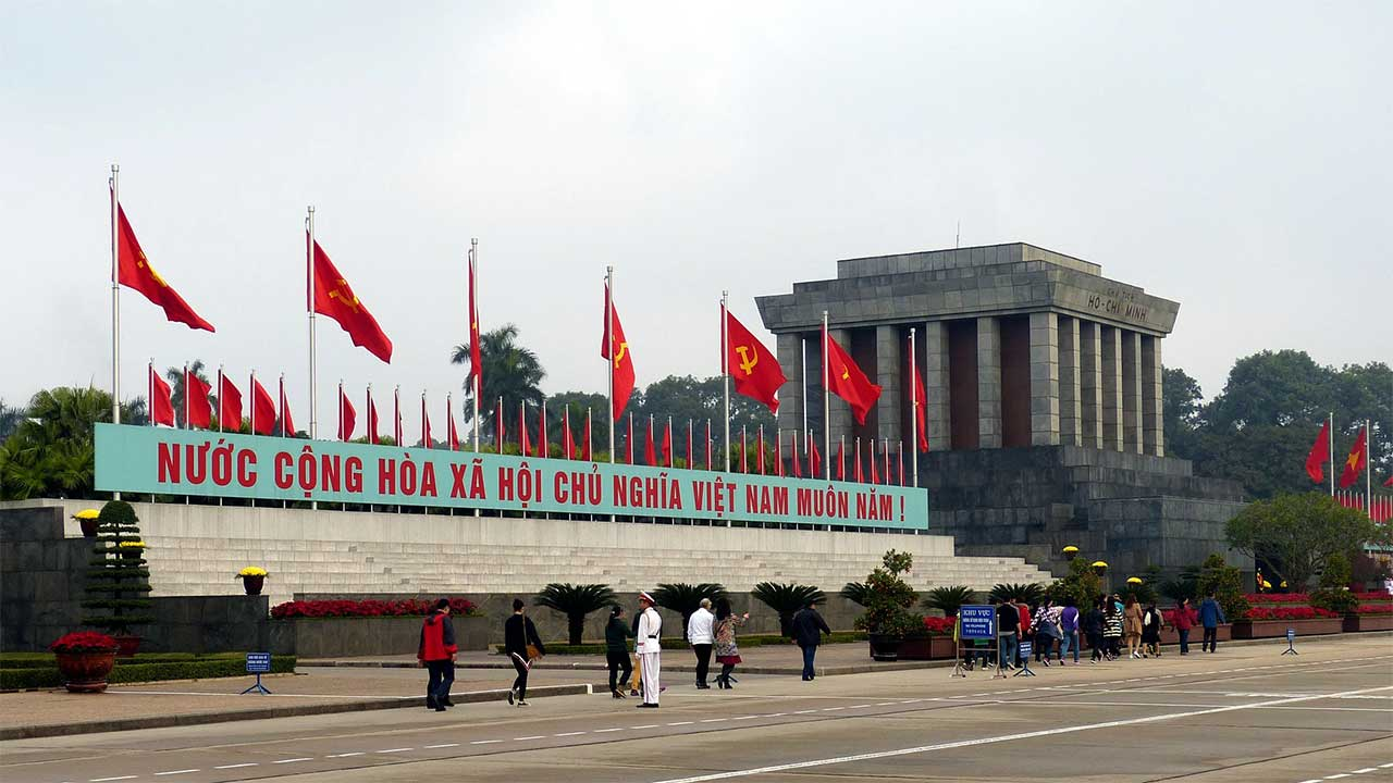 Hanoi - Vietnamesisch - Sprache