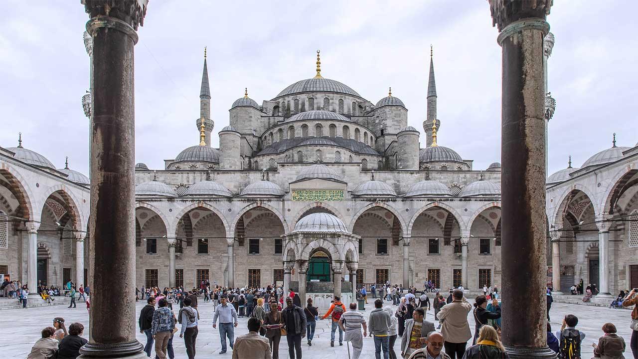 Istanbul - Türkische Sprache