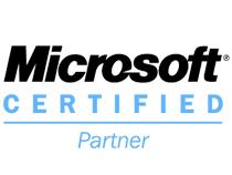 Microsoft Certified Partner - Logo