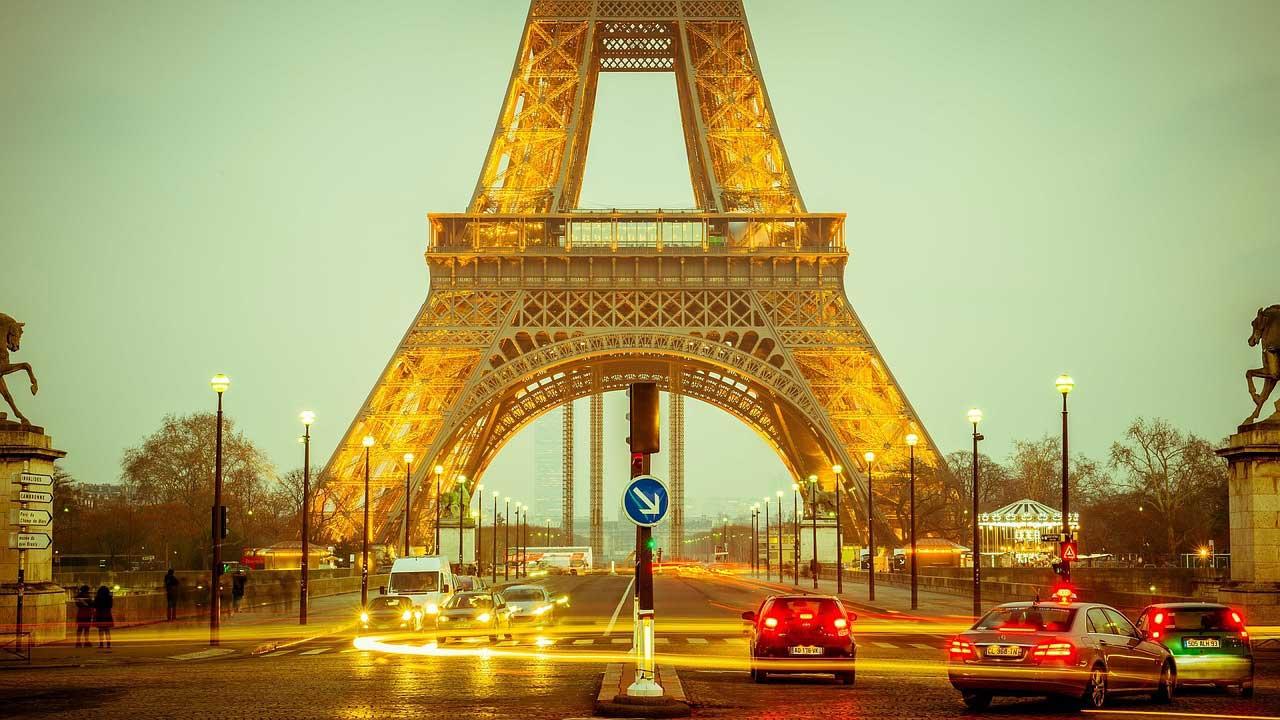 Paris - Französische Sprache