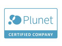 Plunet - Certified Company - Logo