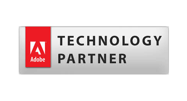 Adobe - Technology Partner - Logo