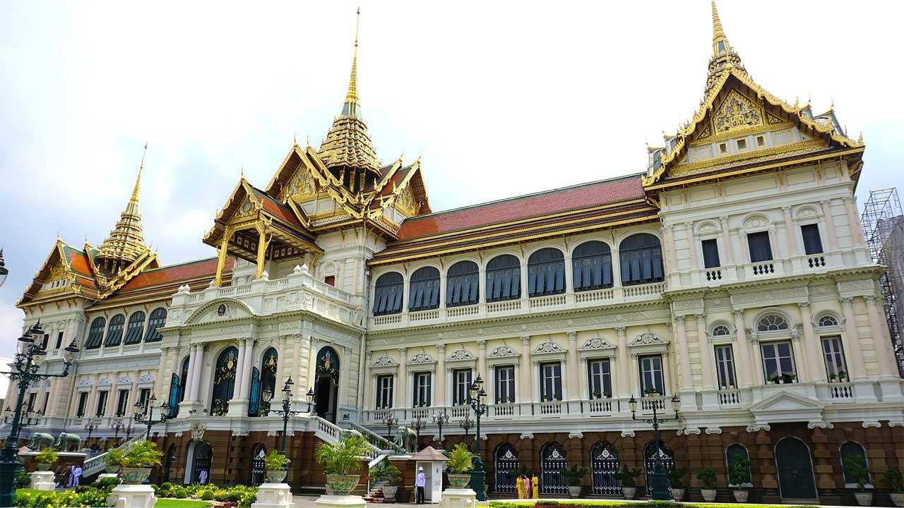 Bangkok - Thailändische Sprache