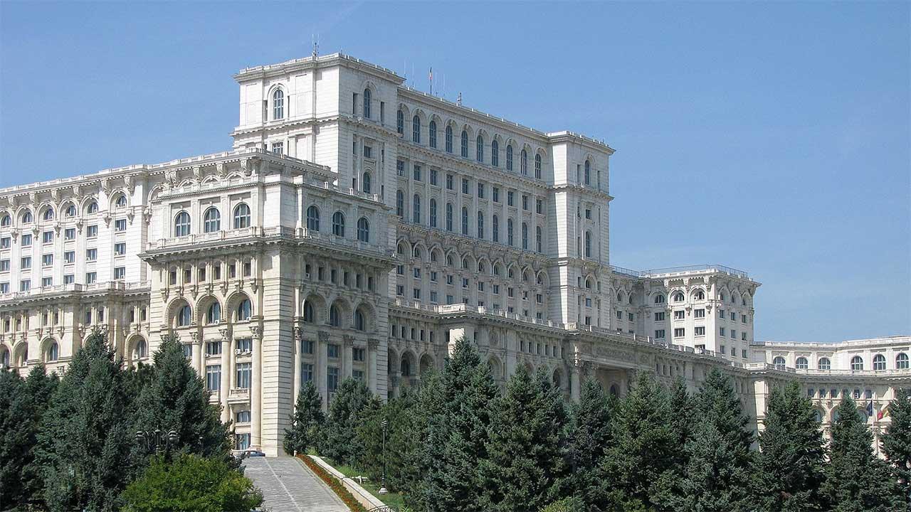 Bukarest - Rumänische Sprache