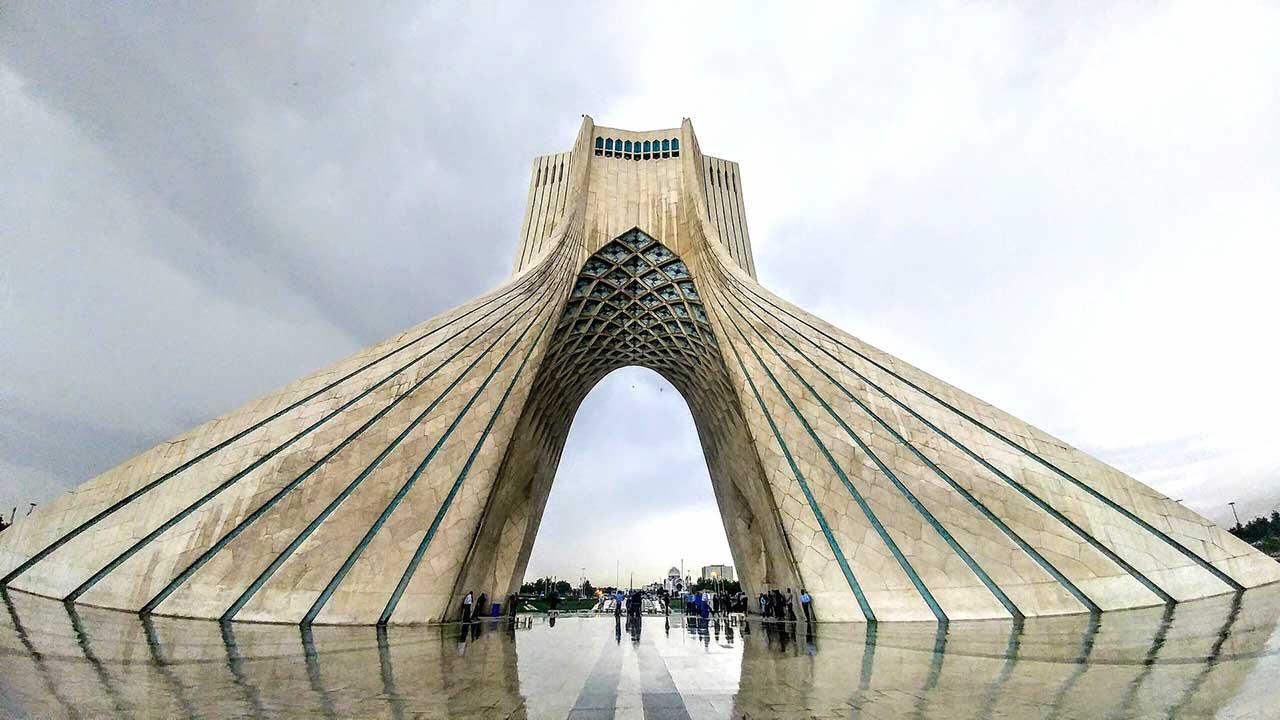 Teheran - Persische Sprache